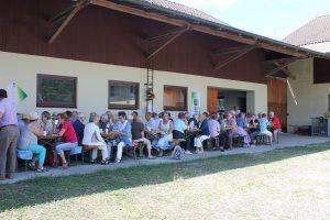 KLB Wahlfahrt nach Taing