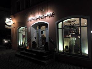 Pane & Vino in Markt Schwaben › Baschding